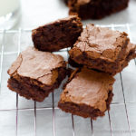 Chocolate Cocoa Brownies