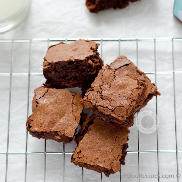 Chocolate Cocoa Brownies