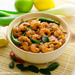 Sri Lankan Prawn Curry