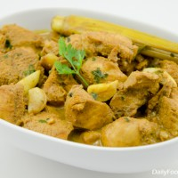 Sri lankan Spicy Chicken Coconut Curry