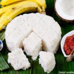 Kiribath (Sri Lankan Milk Rice)