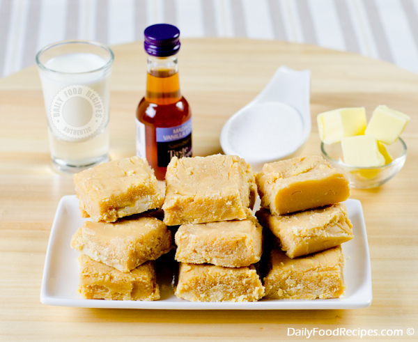 Milk Toffee (Kiri Toffee)