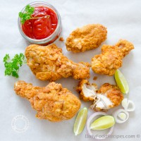 KFC Style Homemade Fried Chicken