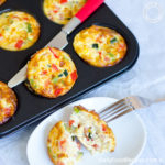 Mini Vegetable Frittata