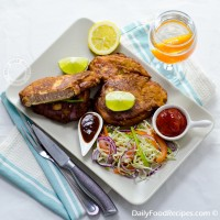 Spicy Battered Fish