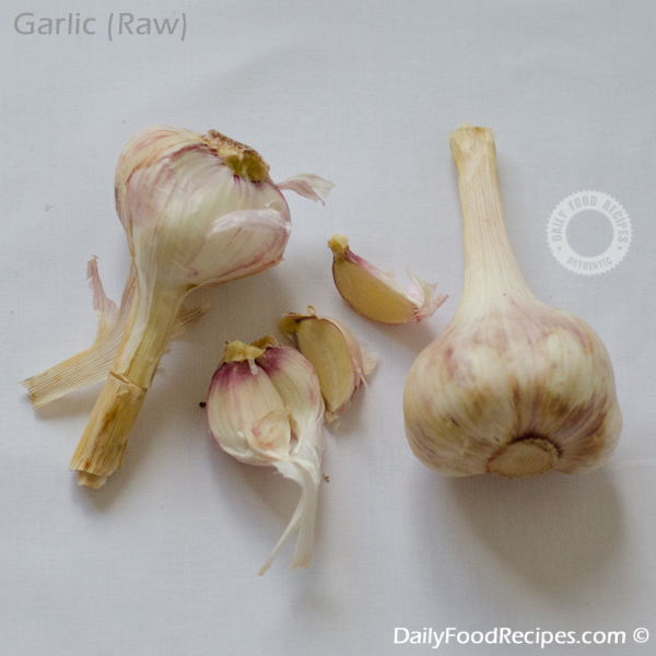 Garlic (Raw)